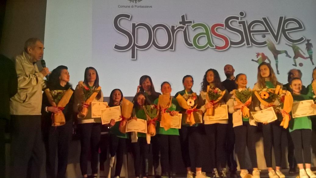 2 Marzo 2017-Premiazione Sportassieve