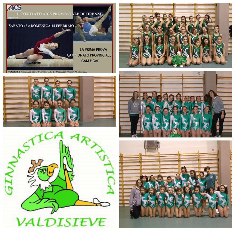 Campionato Provinciale AICS GAF e GAM