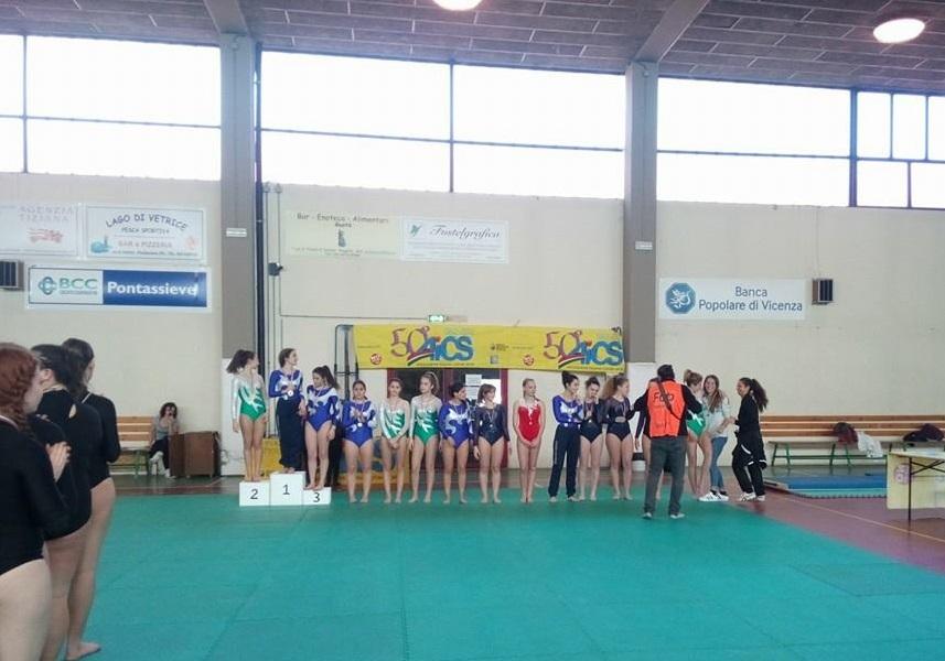 Seconda prova campionato Interprovinciale AICS 19-20 marzo 2016