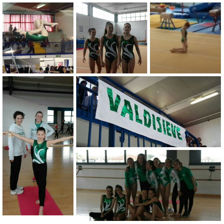 Risultati Campionato Regionale AICS (Livorno 23-24 aprile 2016)
