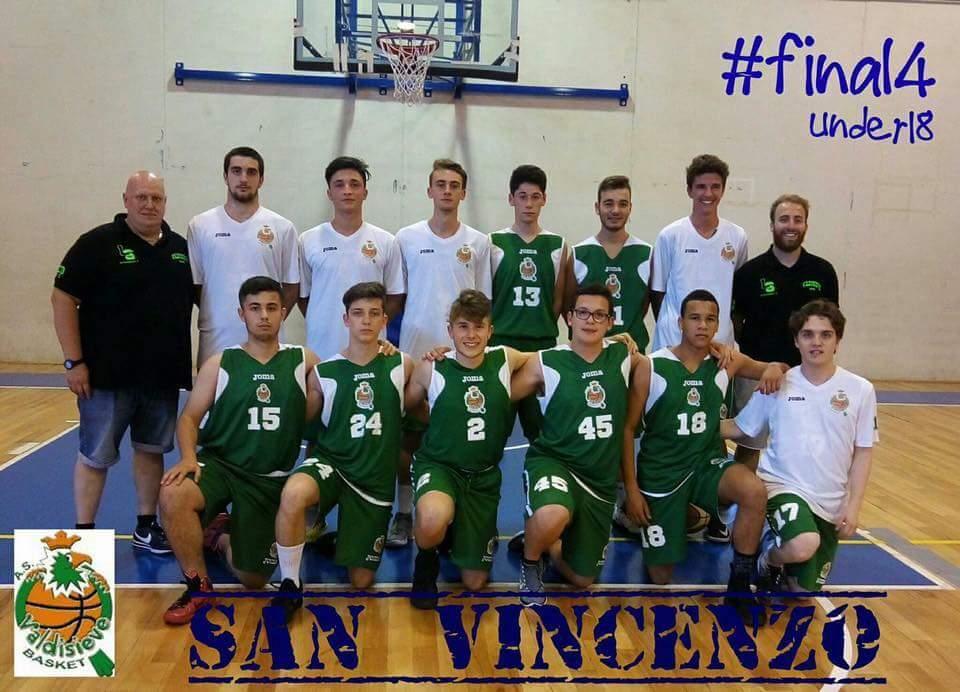 Under 18 secondi alla Final Six di Coppa Toscana