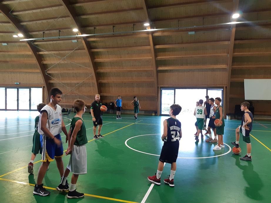 Prima Divisione, giovanili e minibasket al via