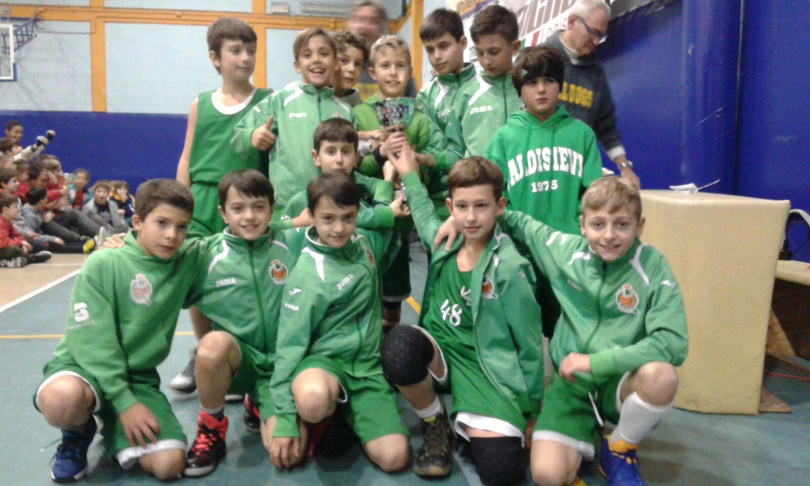 Torneo della Befana a Calenzano