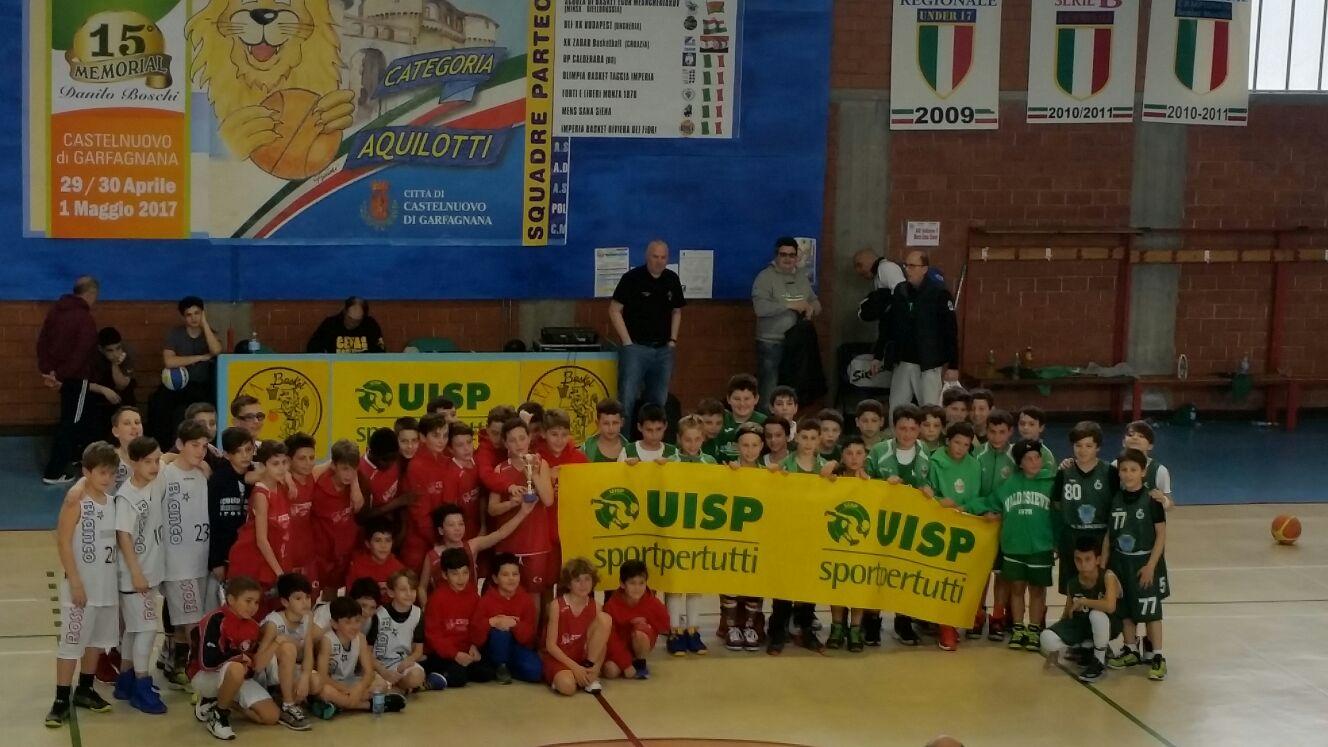 Torneo Internazionale di Minibasket Trofeo CEFA-Finale regionali
