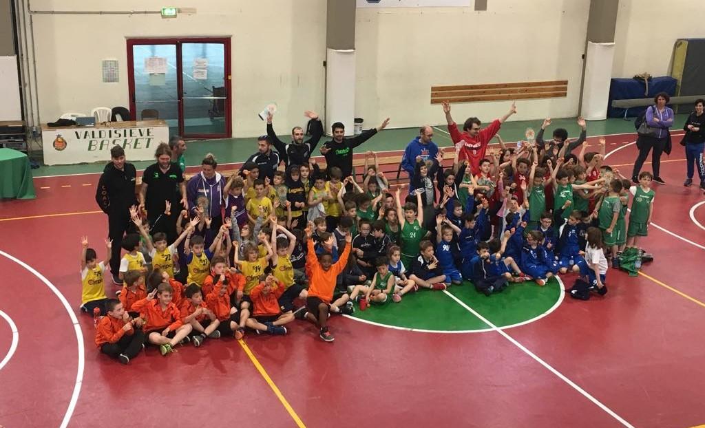 Primo Torneo Scoiattoli Palla e Marmellata 6 maggio 2017
