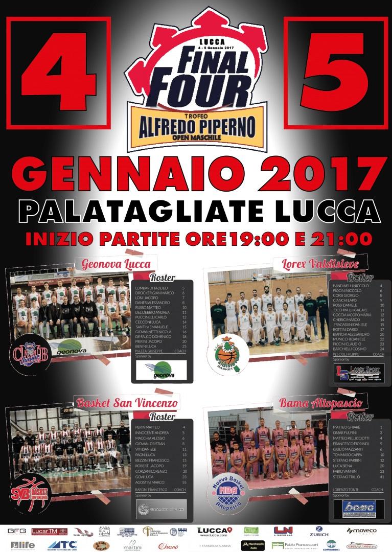 Final Four Coppa Toscana