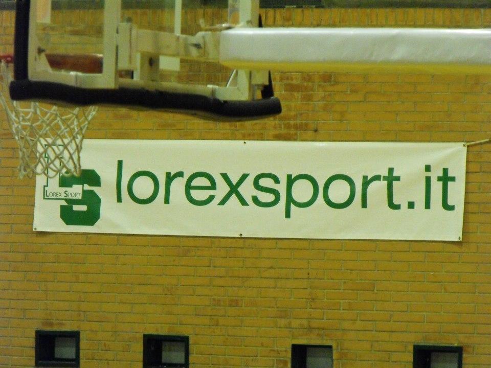 26°g. ABC Castelfiorentino-Lorex Sport Valdisieve 81-69