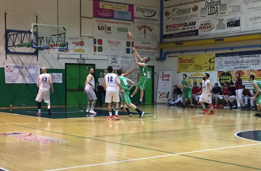 29°g. Pallacanestro Prato 2000-Lorex Sport Valdisieve 53-64