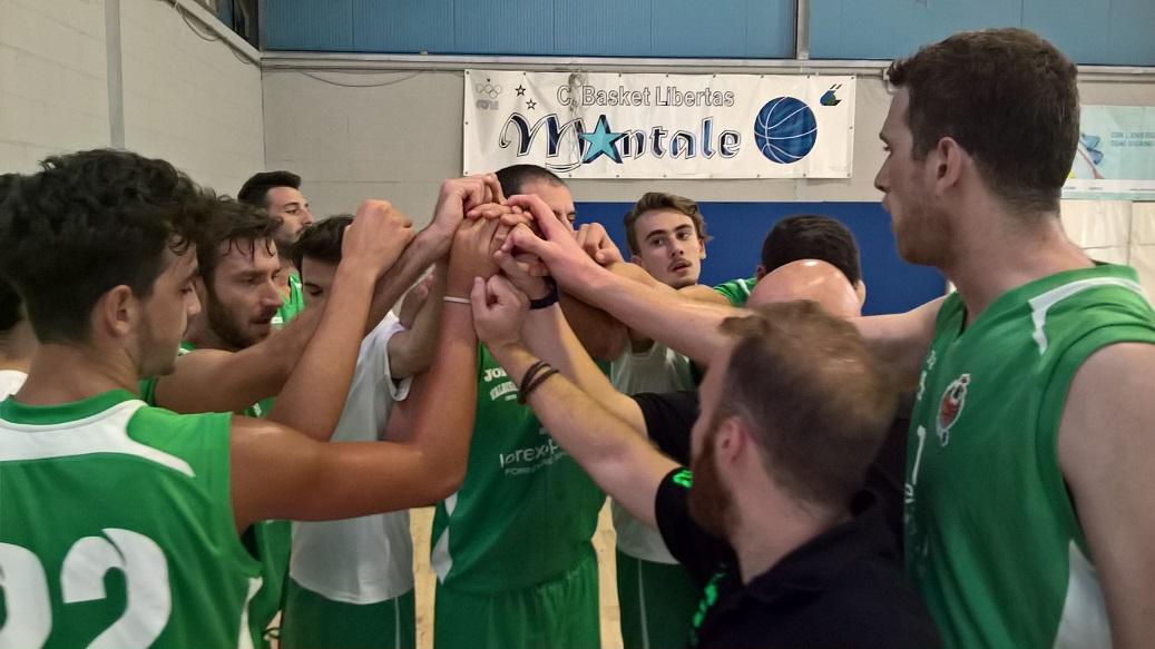 Coppa Toscana: Libertas Montale-ASD Valdisieve 78-65