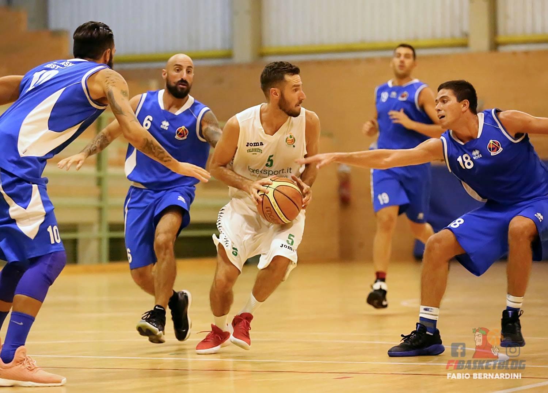 Coppa Toscana: ASD Valdisieve-Basket Sestese 60-37