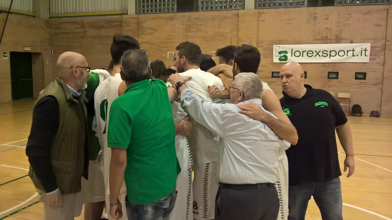 1°g. Lorex Sport Valdisieve-Virtus Siena 65-54