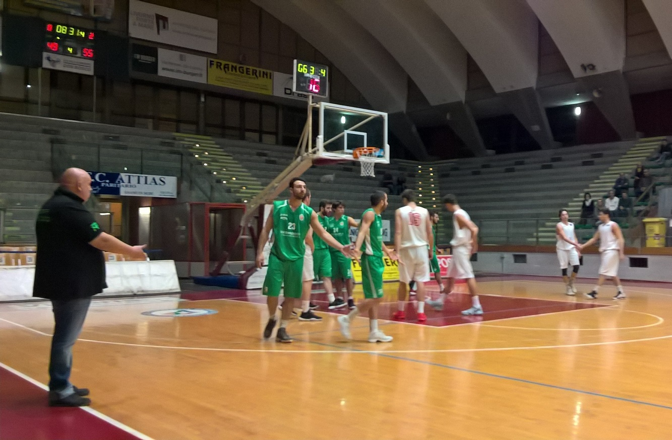 4°g. Don Bosco Livorno-Lorex Sport Valdisieve 63-69