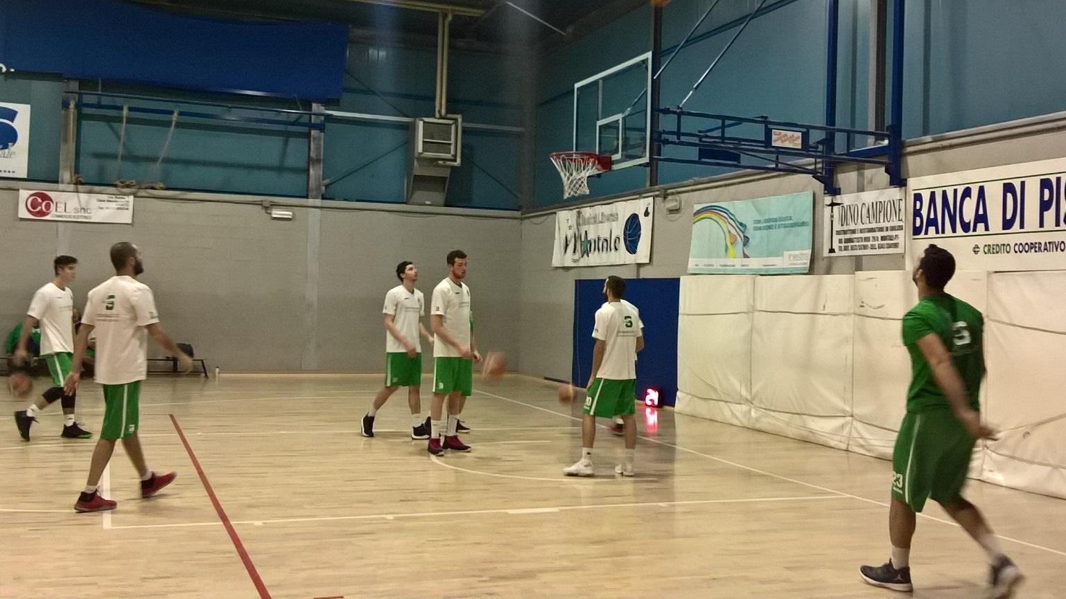 6°g. Libertas Montale-Lorex Sport Valdisieve 65-74