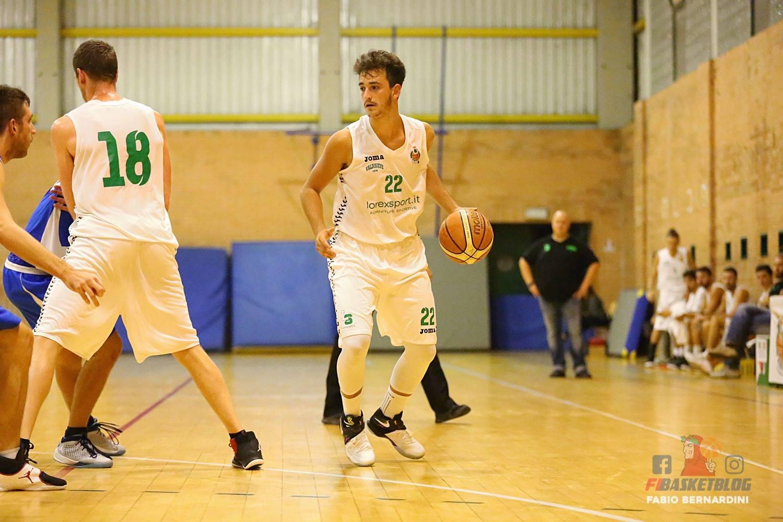 9°g. Juve Pontedera-Lorex Sport Valdisieve 79-90