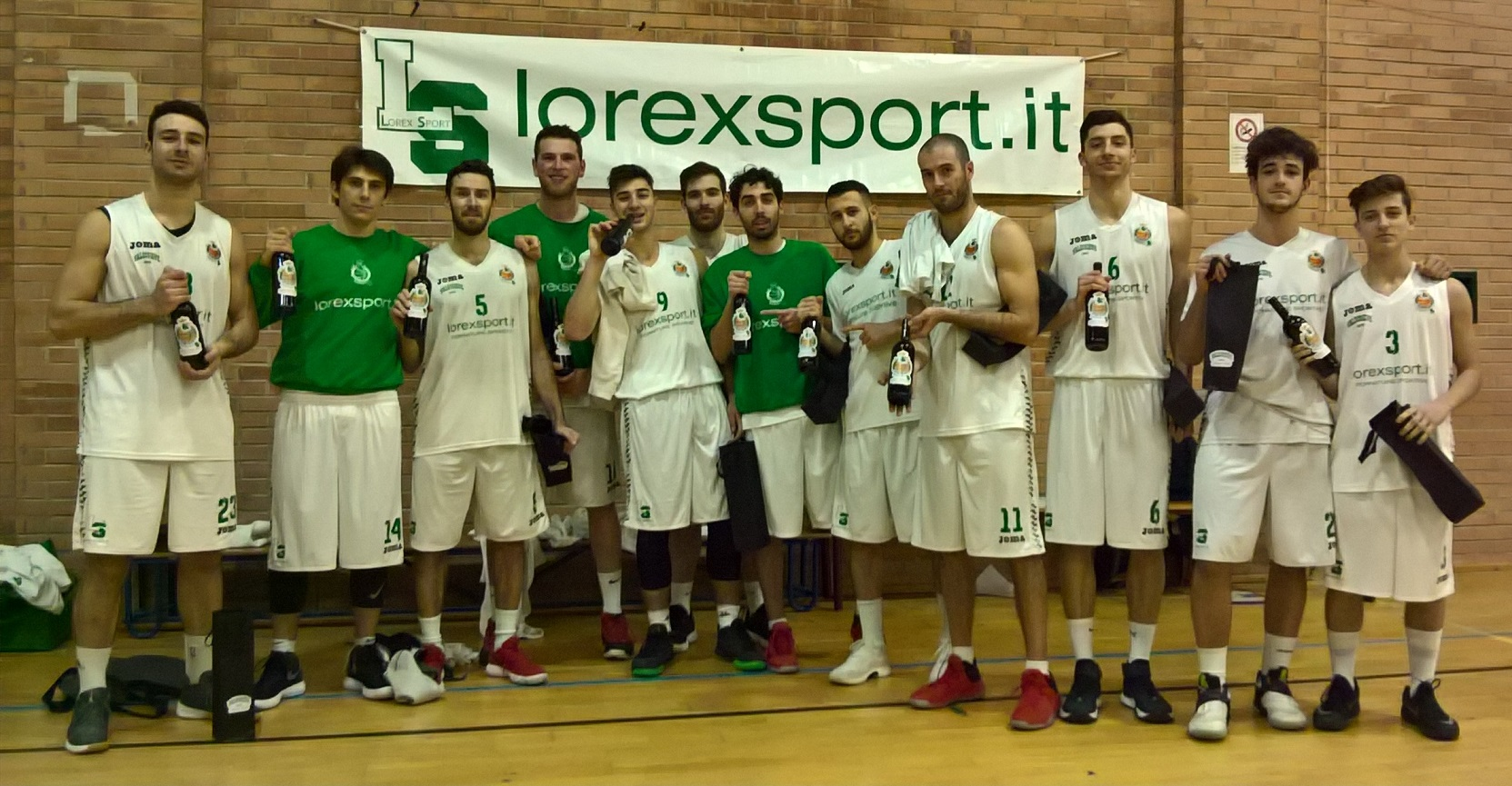 12°g. Lorex Sport Valdisieve-NBA Altopascio 65-56