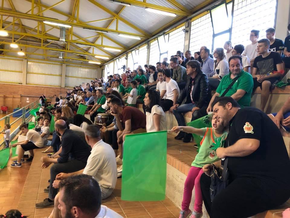 Playoff gara 2 Lorex Sport Valdisieve-Abc Castelfiorentino 57-63