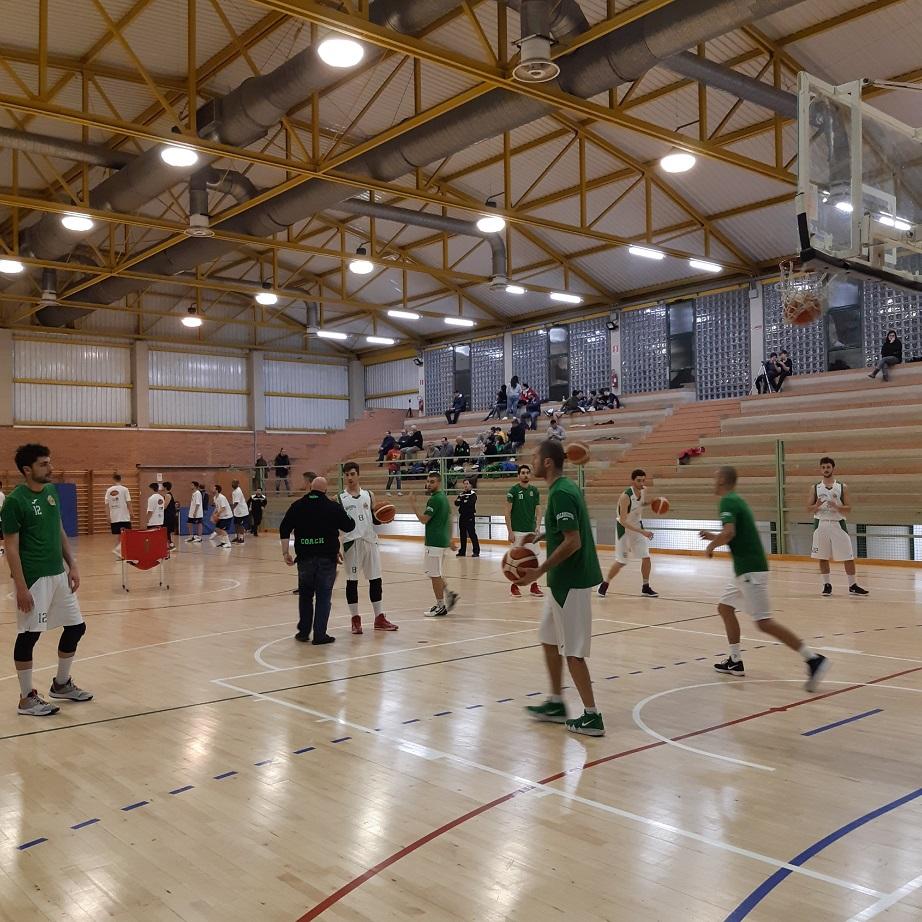22°g. ASD Valdisieve-Don Bosco Livorno 60-57