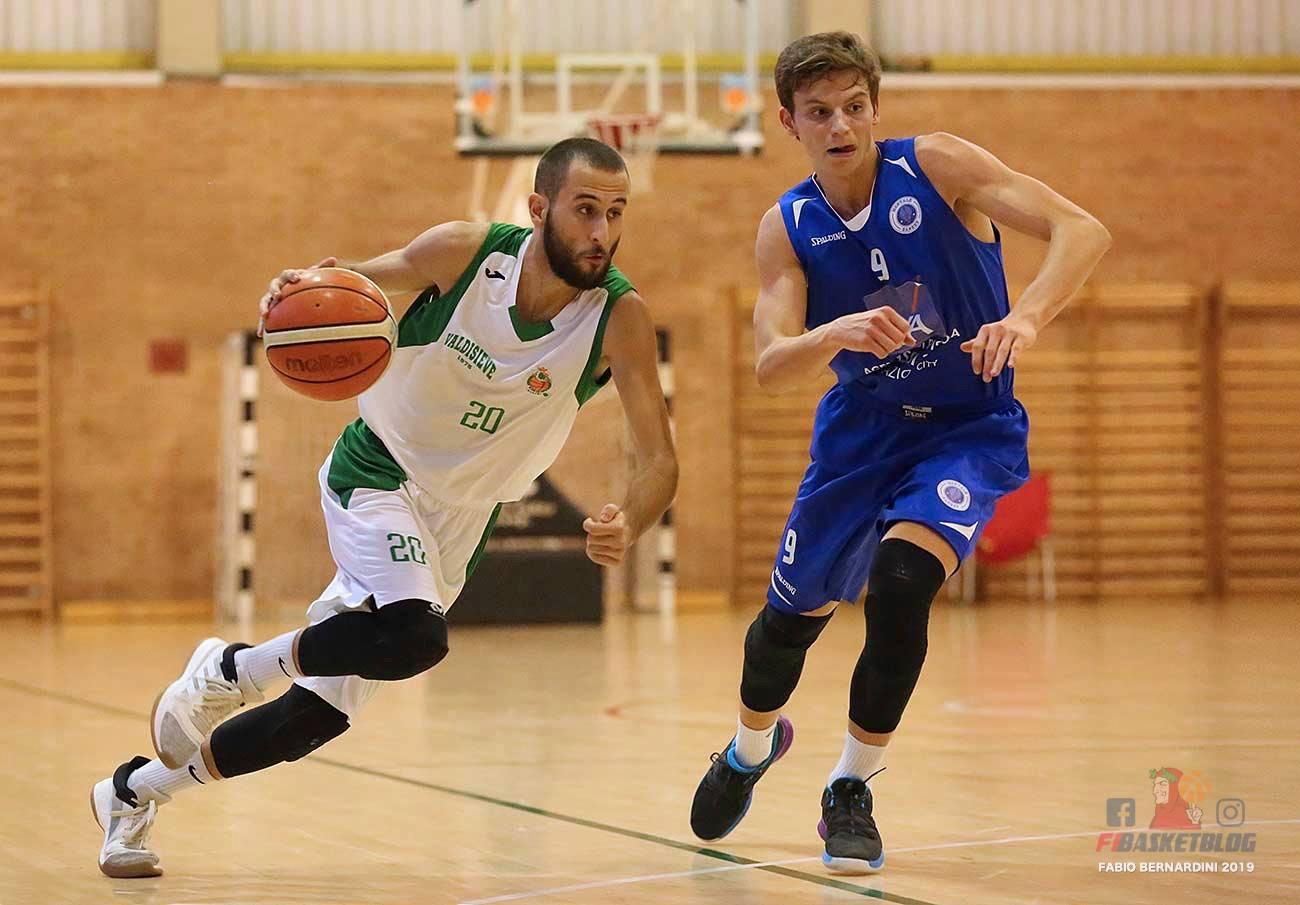 ASD Valdisieve-Synergy Basket Valdarno 75-78