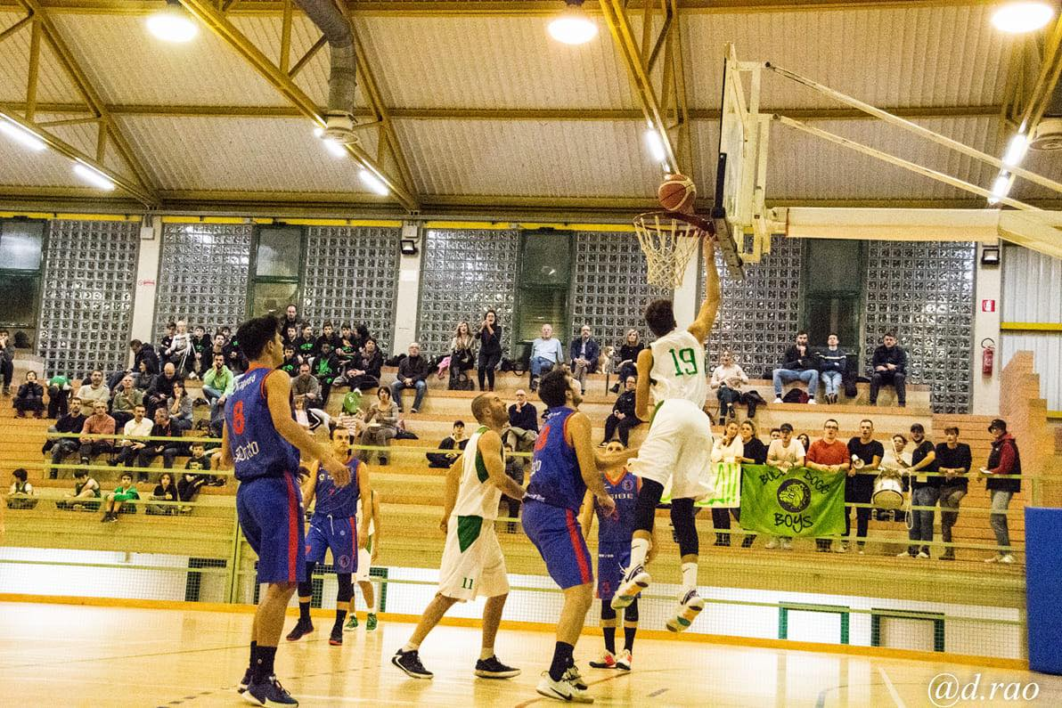 Pielle Livorno-ASD Valdisieve 84-61