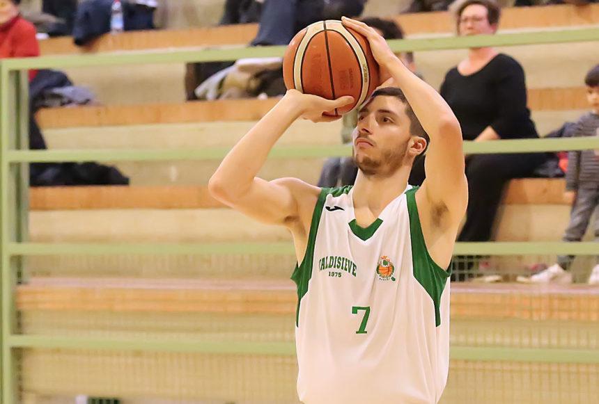 Basketball Club Lucca-ASD Valdisieve 92-78