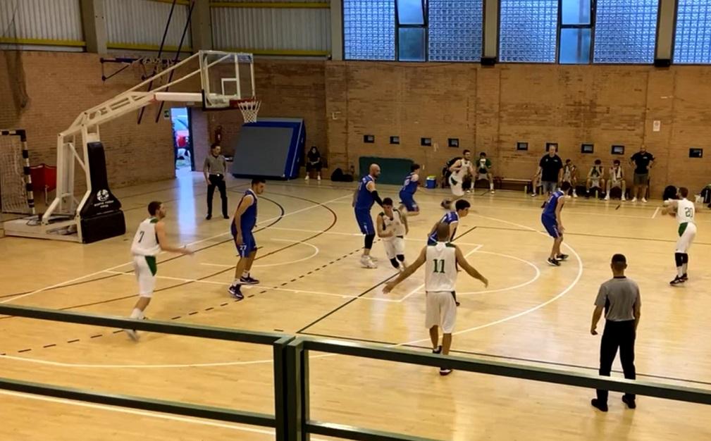 Playout gara 1 ASD Valdisieve-Basket Montale 76-74