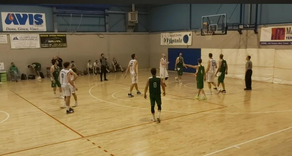 Playout gara 2 Basket Montale-ASD Valdisieve 75-85