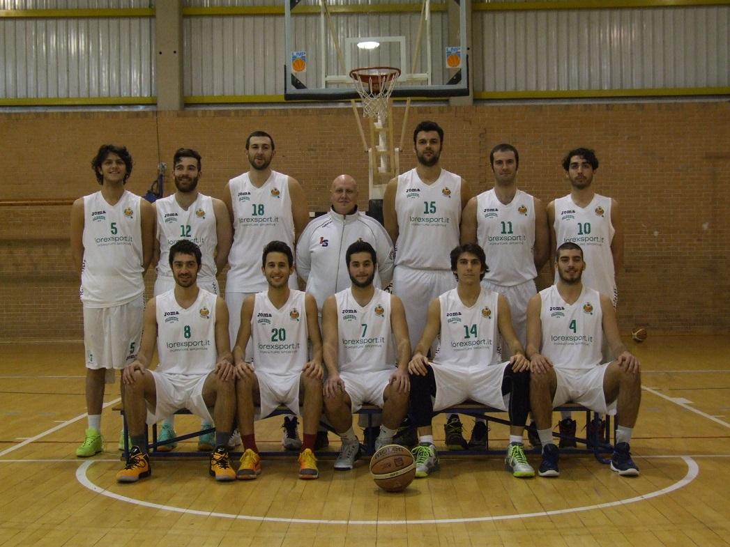 Bama Altopascio-Lorex Sport Valdisieve 53-82