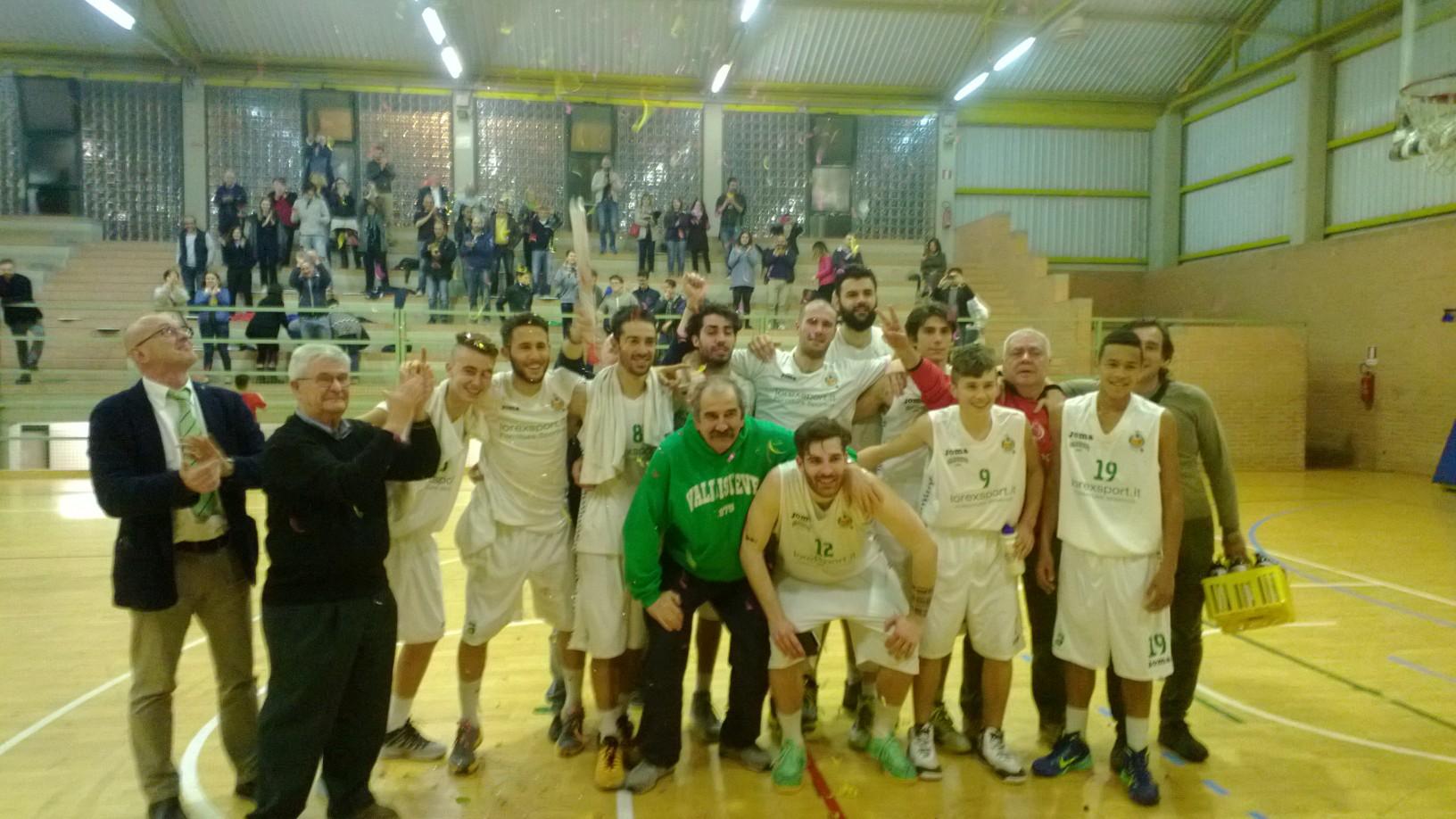 Lorex Sport Valdisieve-NBA Altopascio 83-68