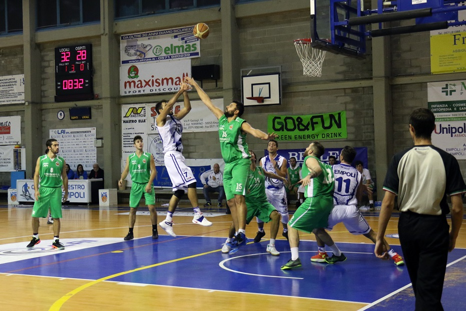 4°g. Pallacanestro Empoli-Lorex Sport Valdisieve 65-57