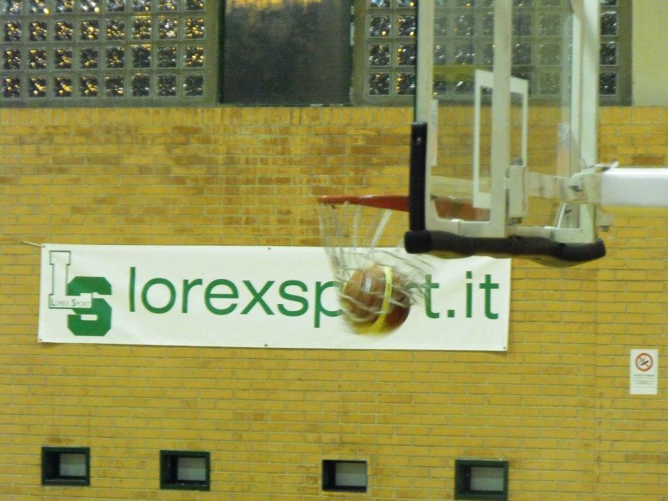 6°g. Folgore Fucecchio-Lorex Sport Valdisieve 89-80