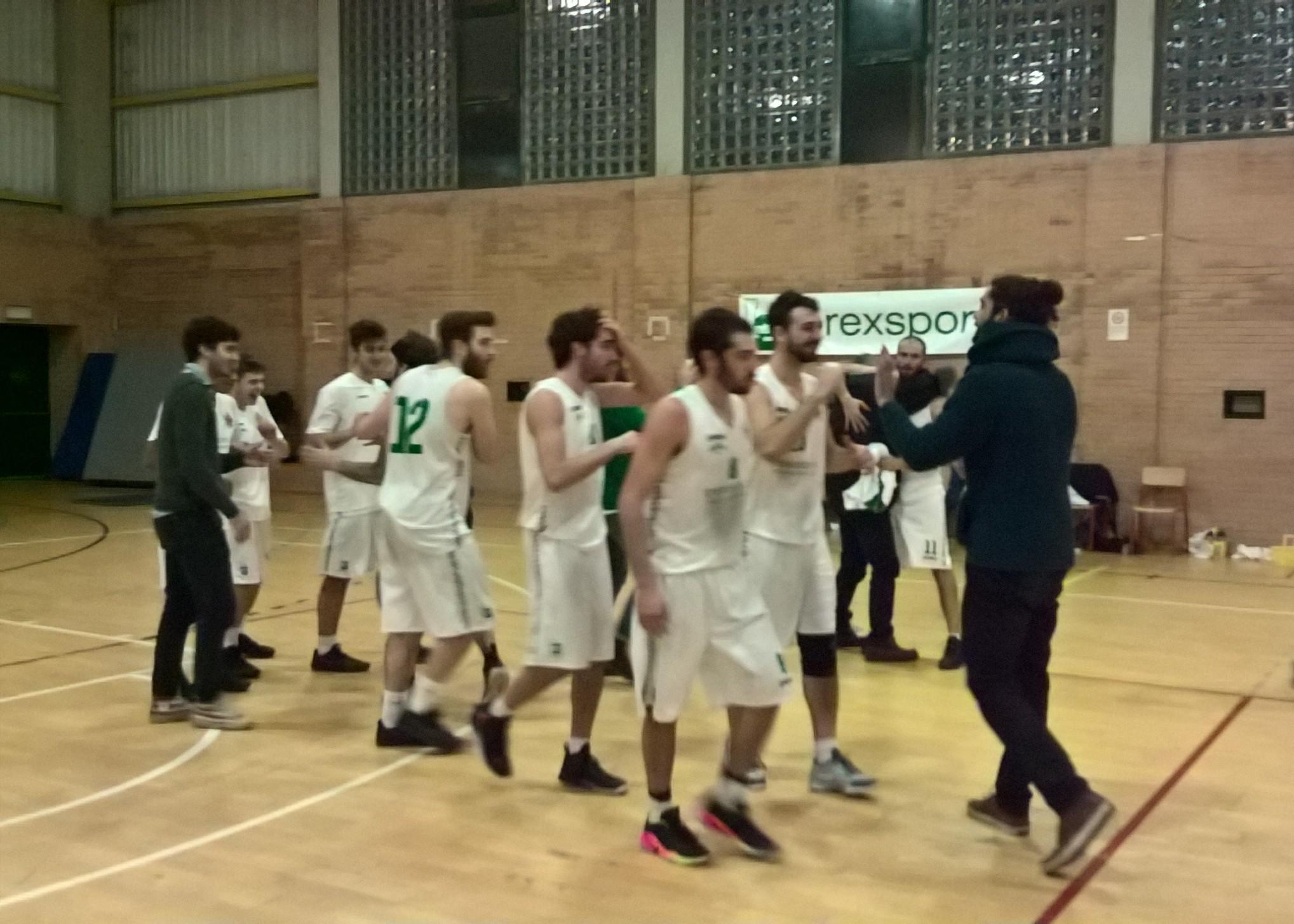 9°g. Lorex Sport Valdisieve-NBA Altopascio 86-83