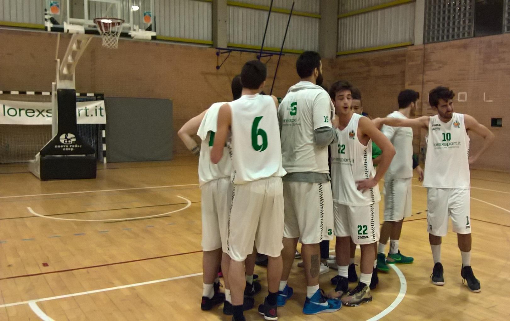 13°g. Lorex Sport Valdisieve-Synergy Valdarno 76-63
