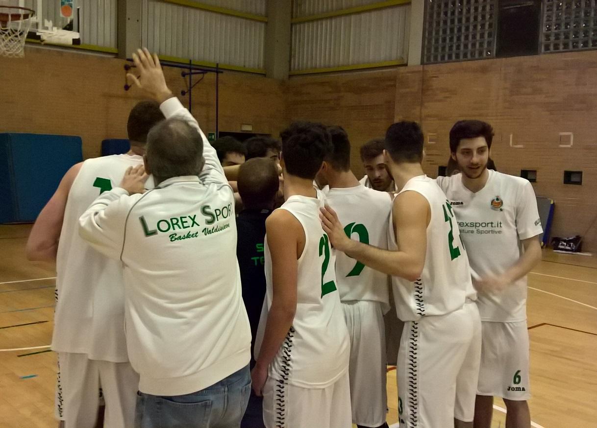 19°g. Lorex Sport Valdisieve-Pallacanestro Empoli 72-59