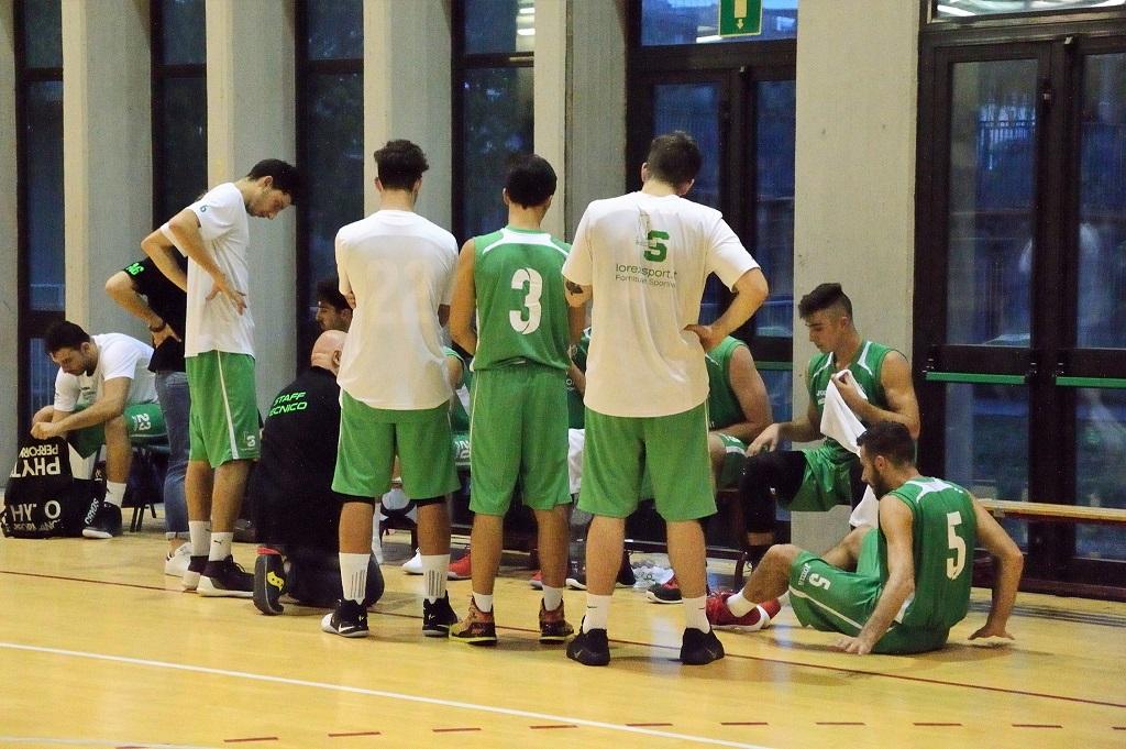 Coppa Toscana: Olimpia Legnaia-ASD Valdisieve 75-61