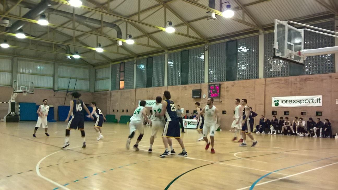 21°g. Lorex Sport Valdisieve-ABC Castelfiorentino 61-55
