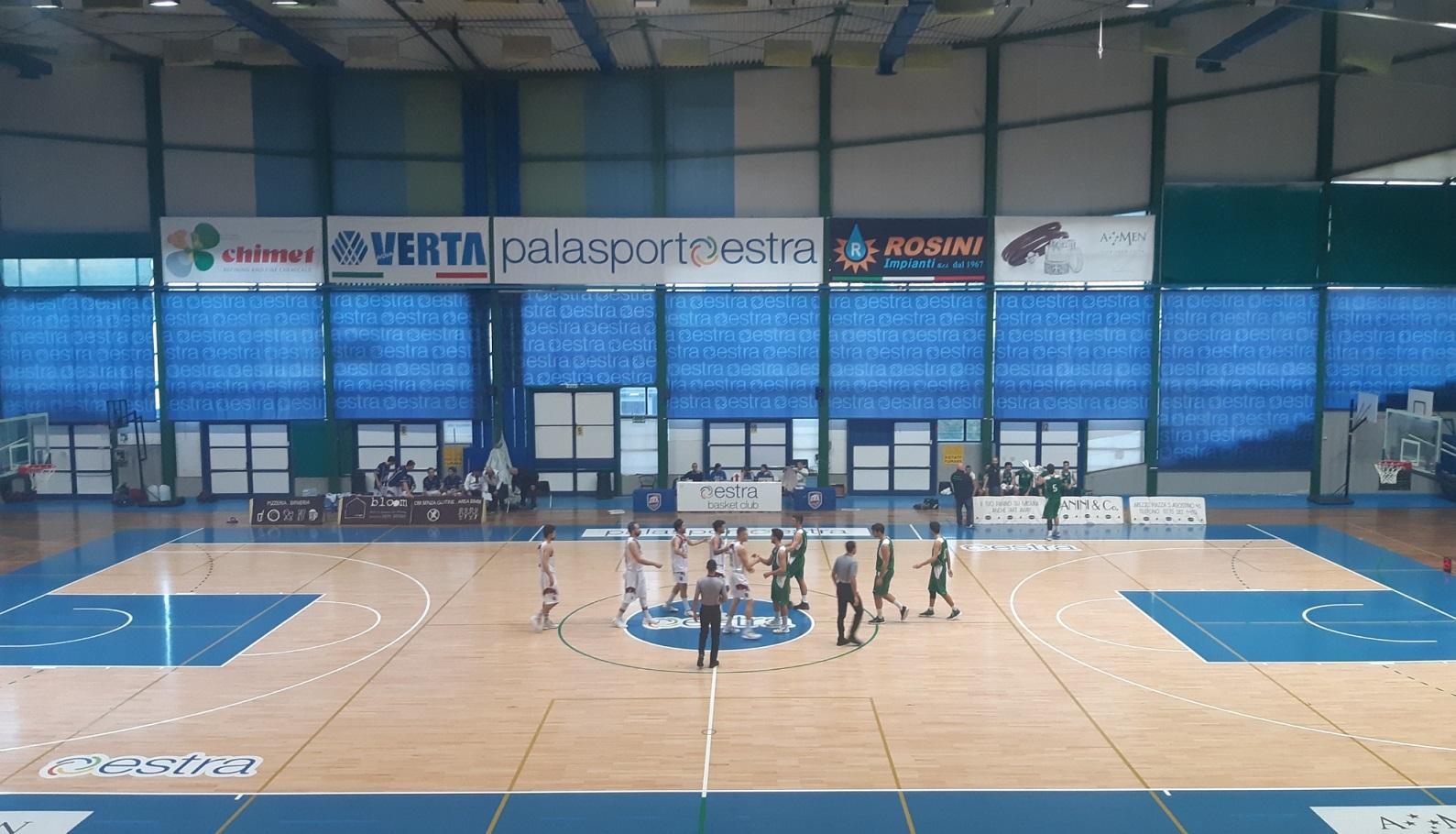 Scuola Basket Arezzo-ASD Valdisieve 101-68