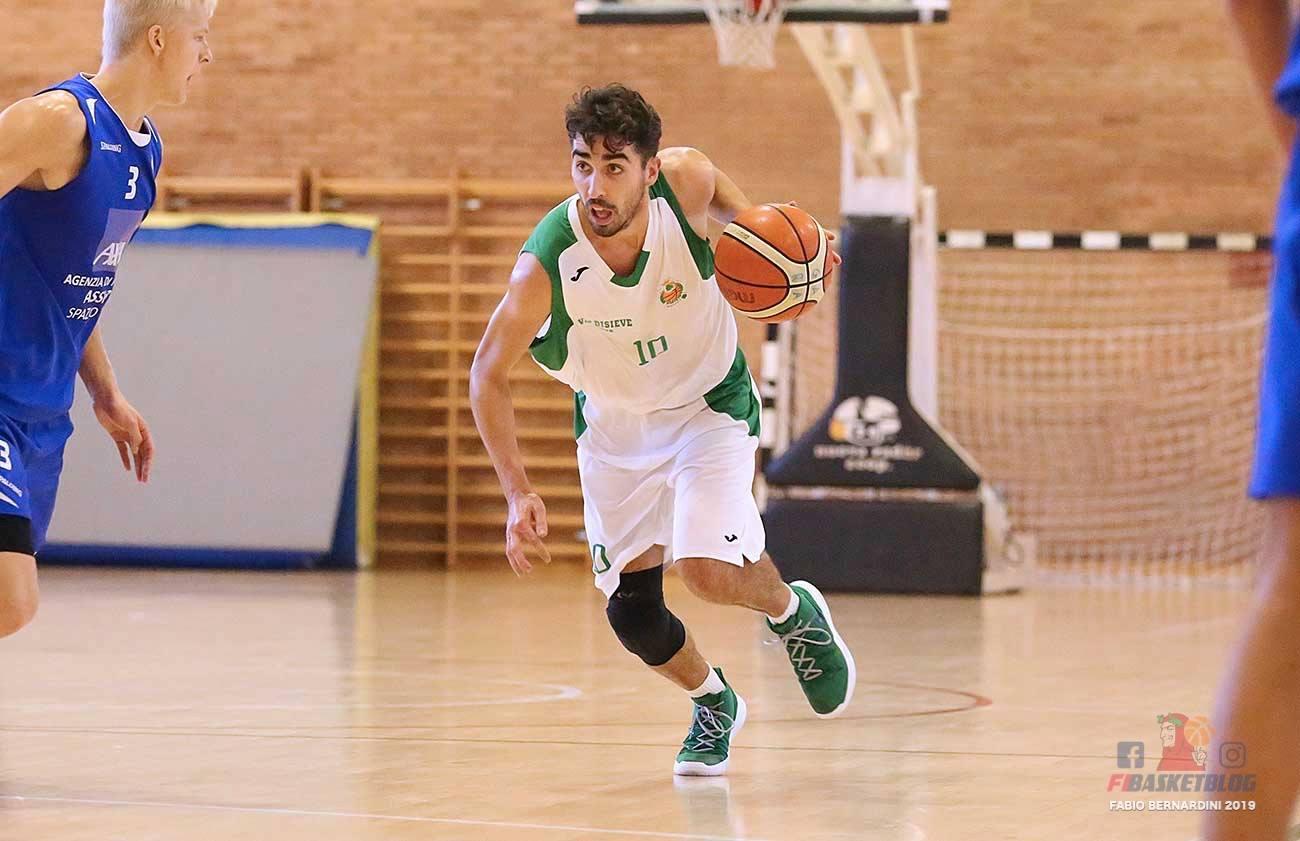 ASD Valdisieve-Scuola Basket Arezzo 81-72