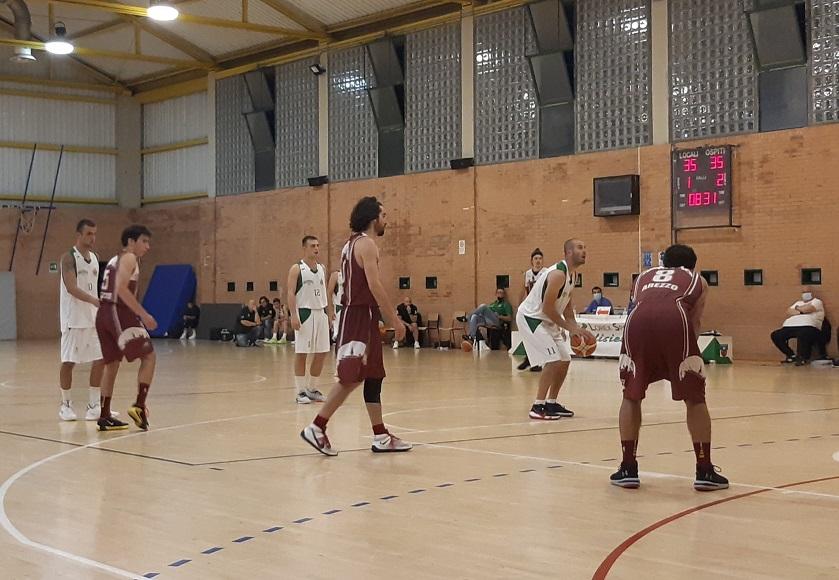 ASD Valdisieve-Scuola Basket Arezzo 68-73