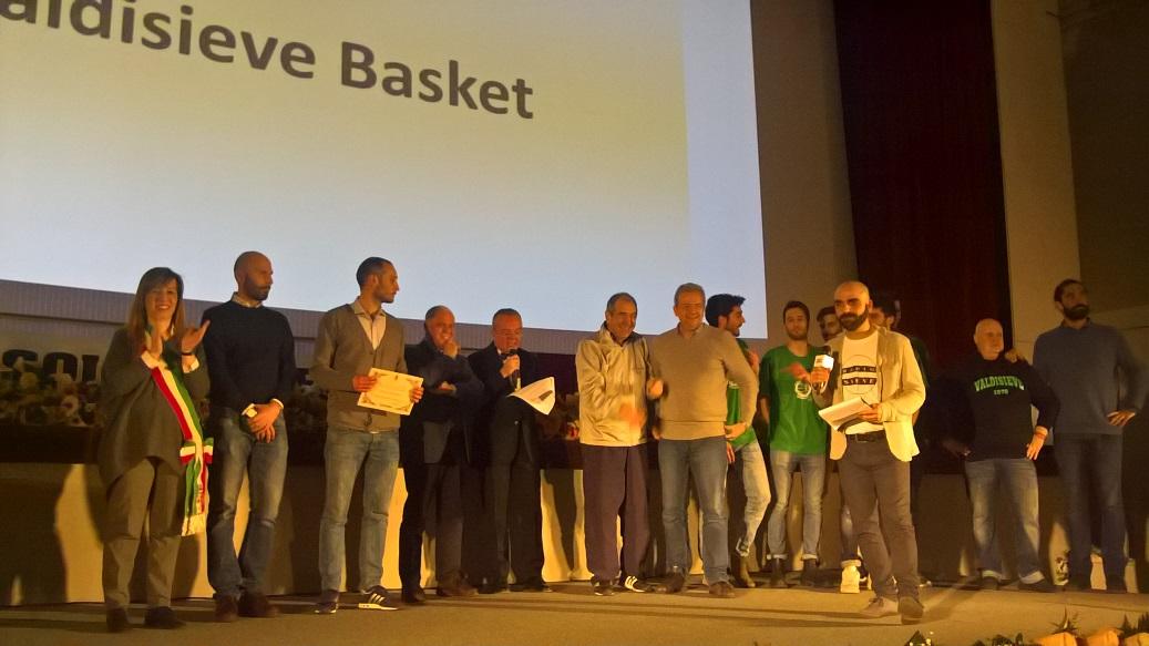 Premiazione Sportassieve