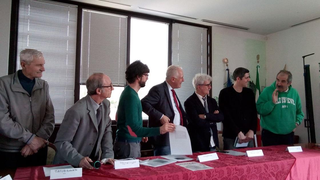 Presentazione libro Una Storia Biancoverde